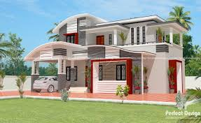 32 Square Meters To Feet 4 Bedroom Contemporary Residence U2013 Kerala Home Design