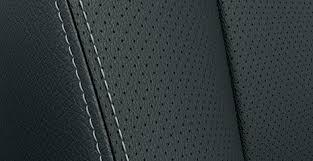 Interior Stitches Design Outlander Mitsubishi Motors