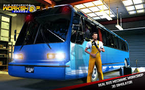 bus mechanic workshop garage android apps on google play