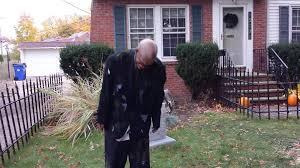 home made halloween prop pop up grave pumpkin youtube loversiq