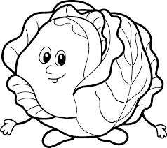 fruits and vegetables coloring pages print coloring home