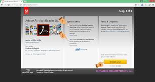 install adobe acrobat reader secara online
