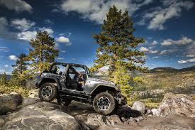 jeep wrangler white 4 door tan interior fca north america jeep roars into 2016 with new u0027black bear