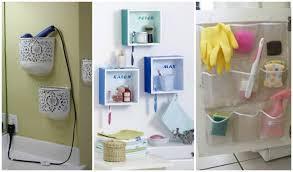 organizing ideas for bathrooms genius bathroom organizing tricks