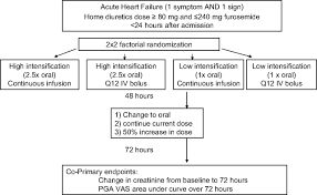 loop diuretics in acute decompensated heart failure circulation