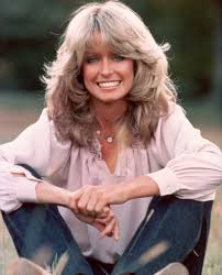 updated farrah fawcett hairstyle farrah fawcett and her iconic 70s hairdo photo huffpost