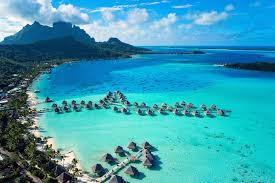 Bora Bora On Map Of The World by 36 Epic Beach Hotels To Visit Before You Die Matador Network