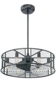 industrial ceiling fan light kit caged ceiling fan skygatenews com