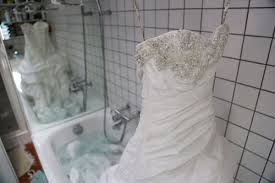 clean wedding dress diy how to clean your wedding dress weddingbee