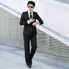 mens wedding black blazer suits latest designs coat pant dress