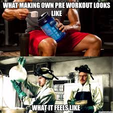 Pre Workout Meme - pre workout meme pictures to pin on pinterest