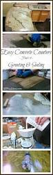 How To Make Homemade Concrete by 689 Best Diy Concrete 2 Images On Pinterest Concrete Projects