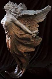 Angel Sculptures The 25 Best Angel Statues Ideas On Pinterest Cemetery Angels