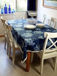 beautiful table cloth design round dining room table cloths round designs