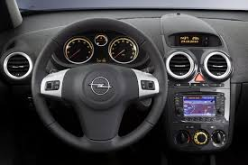 opel tigra interior official 2011 opel corsa gets new face and 3 5lt 100km 67 2mpg