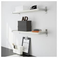 Wall Shelf Bathroom Ekby Järpen Ekby Bjärnum Wall Shelf White Aluminum Ikea
