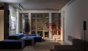 minimal urban apartment stays open yet feels cozy minimal kiev apartment living room furniture