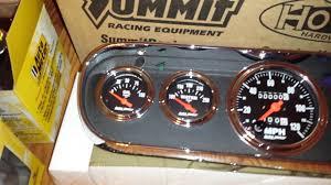 1965 mustang instrument cluster 1965 mustang gauges and bezel sneak peek