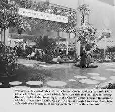 Cherry Hill Mall Map Strawbridge And Clothier Cherry Hill Mall 1961 Entrance To U2026 Flickr