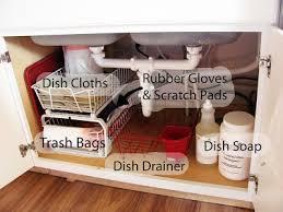 kitchen sink store what to store under your kitchen sink nourishing minimalism