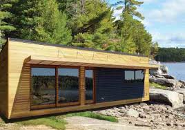 Small Cabin Kits Minnesota A Guide To Diy Kit Homes Green Homes Mother Earth News