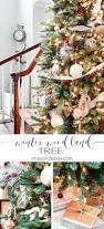 winter woodland christmas tree maison de pax