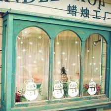 Merry Christmas Window Decorations by Merry Christmas Window Stickers Decoration Decal Home Decor Xmas