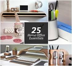 Office Desk Essentials 25 Home Office Essentials Homebody Pinterest Work Stations