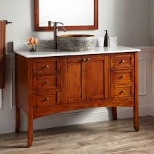 Bathroom Vessel Sink Vanity by 48