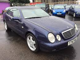 mercedes benz clk 320 auto in fishponds bristol gumtree