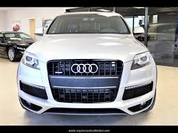 Audi Q7 2015 - 2015 audi q7 3 0t quattro s line prestige