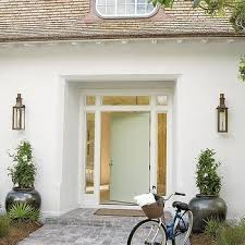 Front Door Planters by Mirrored Front Door Planters Design Ideas