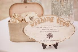 wedding wishing trees replace your guest book with a pretty wishing tree wedding and