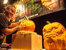 martini pumpkin carving sep 17 extreme pumpkin carving with jon neill northridge