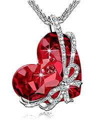 heart necklace red images Qof 39 39 red heart of the ocean bowtie pendant christmas jpg