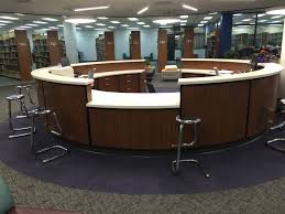 Library Reference Desk City Colleges Of Chicago Olive Harvey Olga Haley Library