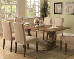 Leather Parson Dining Chairs Leather Parsons Dining Room Chairs Brown Leather Parsons Dining
