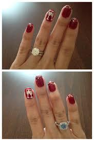 need inspiration show me your new year u0027s nails weddingbee