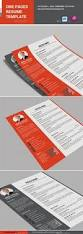 cascade one page resume template cv template print templates