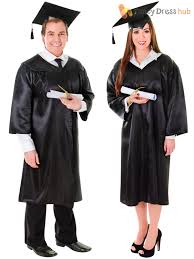 graduation gown adults graduation robe hat costume mens student gown robe