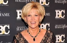 how to style hair like joan lunden joan lunden can see the finish line in her breast cancer journey