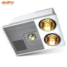 Bathroom Ceiling Heaters by Top Grade Bathroom Ceiling Infrared Lamp Heater With Quiet Exhaust