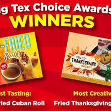 fried thanksgiving dinner wins state fair eater