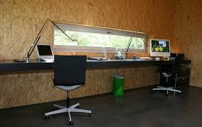 Computer Desk Built In Nice Home Office Built In Desk Greg La Vardera Flickr