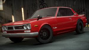 nissan hakosuka for sale nissan skyline 2000gt r c10 need for speed wiki fandom