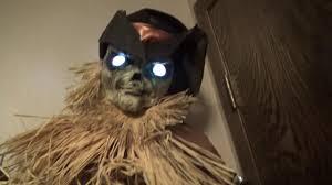 tekky toys spirit halloween the harvester animated scarecrow