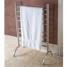 Free Standing Towel Stands For Bathrooms Prepossessing 80 Heated Towel Racks For Bathrooms Inspiration Of