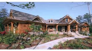 house plans modern craftsman style youtube