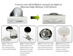 installing remodel can lights top recessed lighting install led light conversion kit within