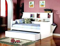 bookcase daybed with storage full size bookcase daybed daybed white girls full size storage bed